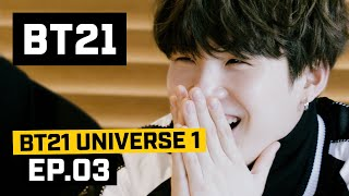 [BT21] Making of BT21 - EP.03