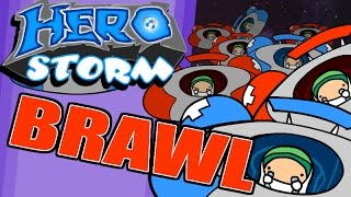 HeroStorm - Heroes of the Brawl