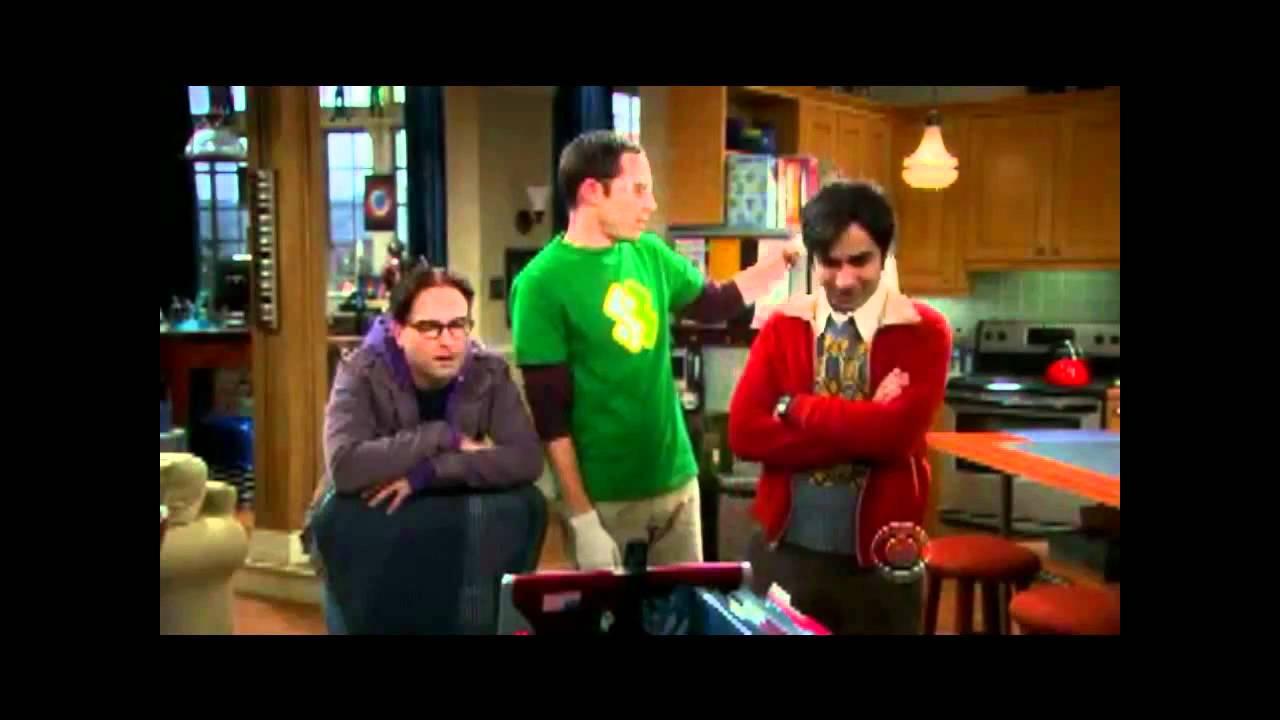 the big bang theory s03e09
