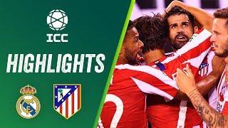 3:7! Real Madrid geht gegen Atletico unter  | Highlights ICC 2019