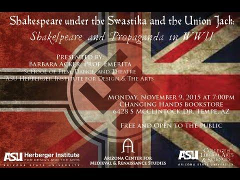 Political Shakespeares - Barbara Acker