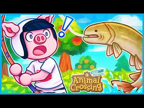 Animal Crossing but