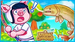 Animal Crossing but it causes me real life stress and anxiety...