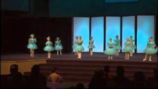 Show Jesus by Jamie Grace - Dance