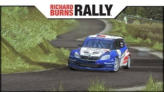 по прежнему лучший симулятор Rally. Richard Burns Rally
