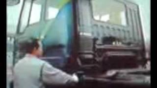三菱ふそうザ・グレート ダンプ エンジン