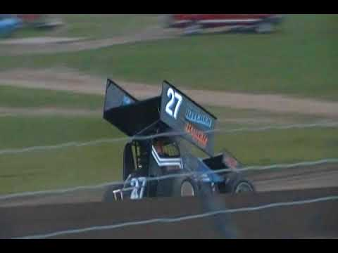 34 Raceway 305 Sprints Heat 1 9/1/18