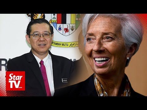 IMF confident of Malaysia's commitment on institutional reforms, says Finance Minister