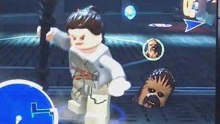 The curse strikes again (Lego Star Wars: The Force Awakens)