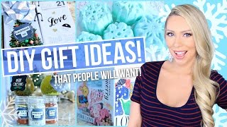 Diy Christmas Gifts That People Will Actually Want!