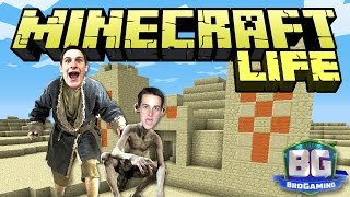 An Unexpected Journey Part 2 - The Minecraft Life - Bro Gaming