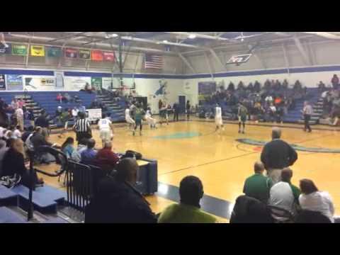 Tyler Smith (#14) Clover Hill High School Basketball Highlights