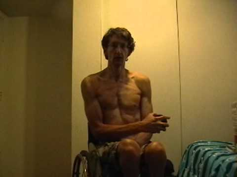 Chair Aerobics For Everyone Wheelchair Workout Doovi