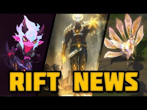 Rift News: Cinematic Story, Prestige & New Animations