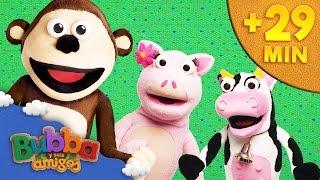 Mix 10 episodios de Bubba | Mono Bubba y sus amigos