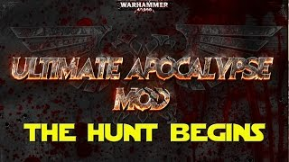 New Release! Dawn of War Ultimate Apocalypse - The Hunt Begins - Shack and Valefor