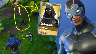 CARBURO RECRUTE The OCCULTE ETOILE (mythical heroes) FORTNITE SAUVER THE WORLD#4