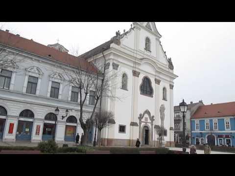 Vac -- Hungary, City Center -- bells