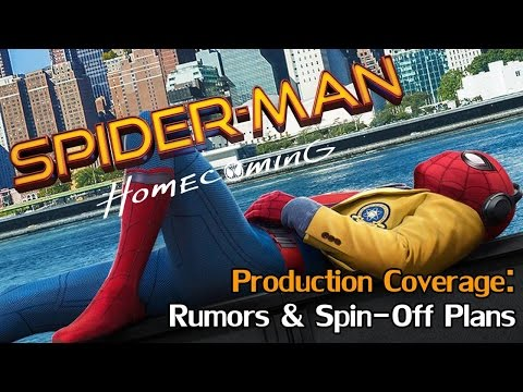 Spider-Man: The Cinematic Saga – Homecoming Production Recap & Story Rumors