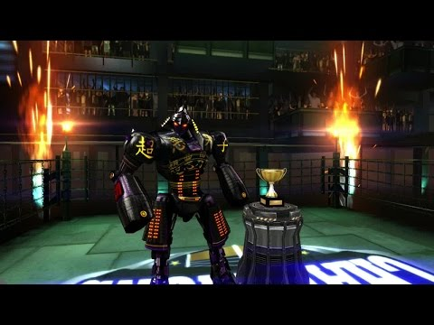 Real Steel Champions Android Gameplay #2
