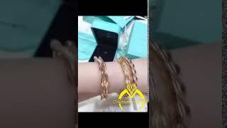 Tiffany & Co. Inspired Bracelets | Meriam Jewelry