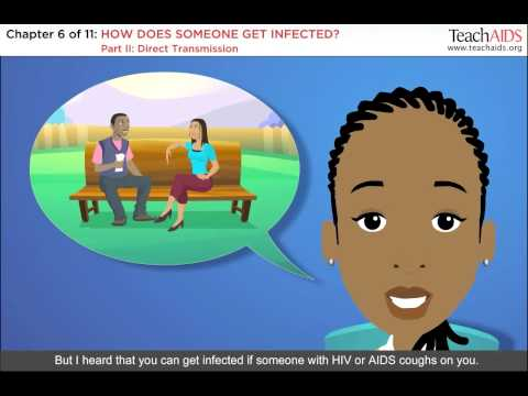 TeachAIDS (English - Botswana) HIV Prevention Tutorial - Female Version