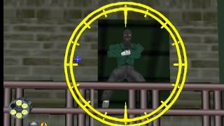 Virtua Cop 2 - PC Game - Mission 1