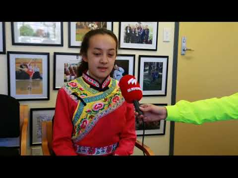 Amazing China Face Race 神奇的東方面孔 1