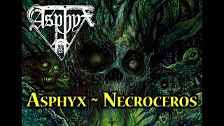 Asphyx - Molten Black Earth