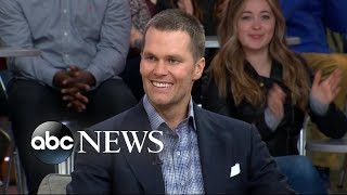 Download Tom Brady on showing fans 'a different part of my life' Mp3 and Videos