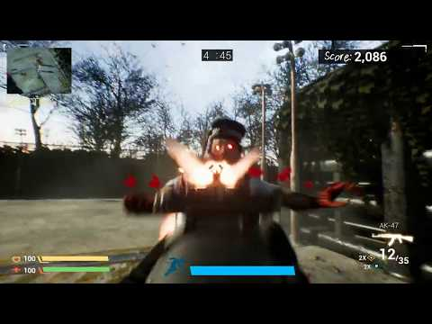 Unreal Engine 4 FPS Training Project (Download Link)