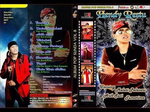 Album Pop Sunda Hendy Restu (VOL.8)