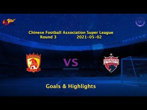 Guangzhou Evergrande Shenzhen Goals And Highlights
