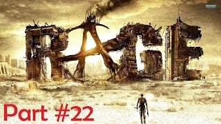 RAGE Walkthrough Gameplay - Part 22 (MAX SETTINGS)