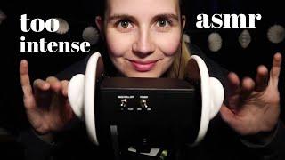 Too Intense ASMR | No Mouth Sounds