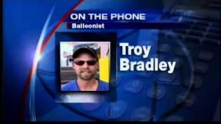 Albuquerque balloonist witnesses Tokyo quake