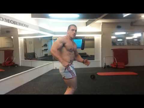 Bulgarian Bodybuilder in Progress / Autumn 2014