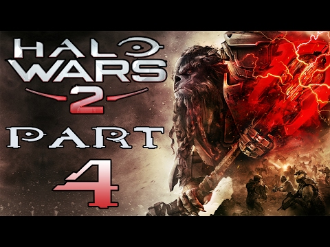 "Halo Wars 2 - Let's Play - Part 4 - ""Ascension"""