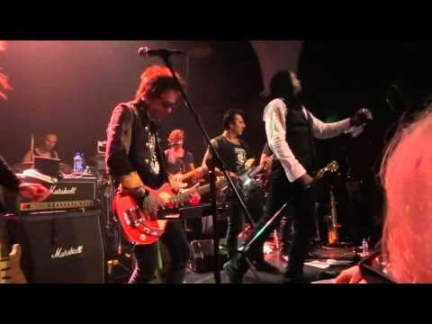 "2016-04-24 Earl Slick and Bernard Fowler - ""Heroes"""