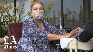 (4 p.m.) Manhattan Beach nail salon moves outside | One Day During COVID