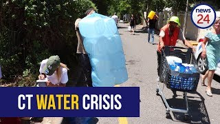 WATCH: Cape Town residents are coughing out more for water
