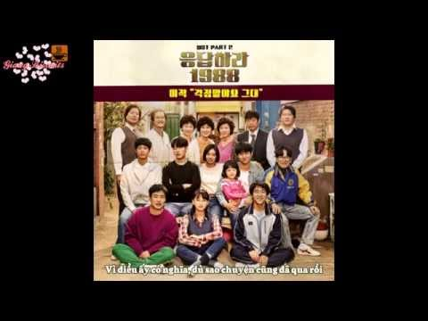 [Vietsub] Reply 1988 OST Part2 Don't worry(걱정말아요 그대)- Lee Juck (이적)