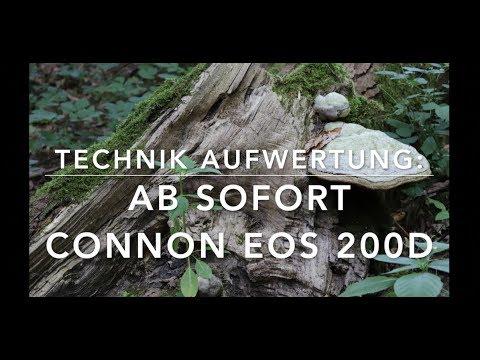 Kleiner Technik-Check: Canon Eos 200D