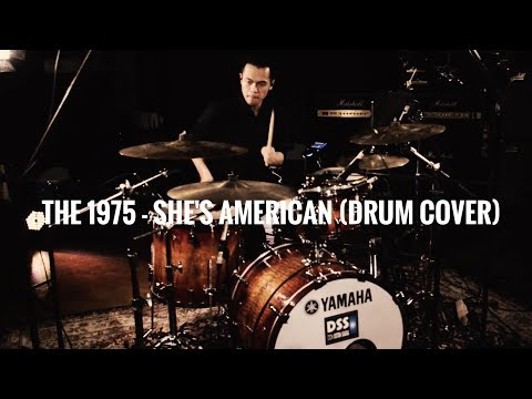 The 1975 - She's American (Drum Cover) by Rio Alief