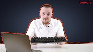 Обзор игровой клавиатуры Logitech G513 RGB