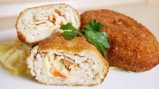 Зачем я их приготовила? Зразы с ОМЛЕТНОЙ начинкой, цыганка готовит. Gipsy cuisine.