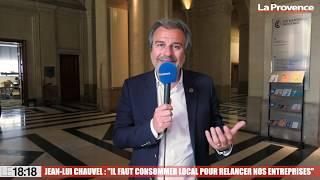 """Le 18:18 - Marseille : l'appel de la Chambre de Commerce à """"consommer local"""" pour sauver l'économie"""