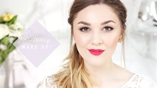 Birthday Make Up! | I Covet Thee