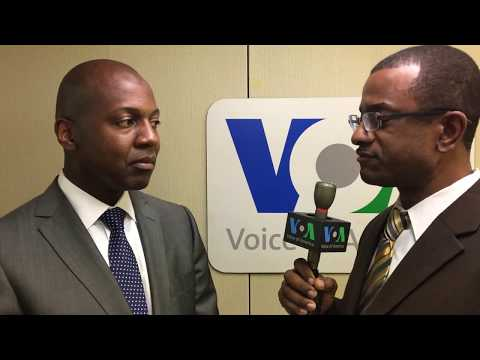 Interview with Haiti's Ambassador to the United States Paul Altidor