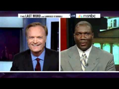 Alvin Greene: Dodges Question About Being a Witch, Claims Jim DeMint Started The Recession